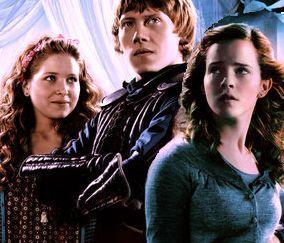 Love Triangles - Harry Potter Vs. Twilight Photo (15420341 ...  Love Triangle Harry Potter