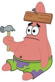 Nail In Head Patrick