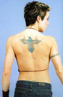 mel c tatuajes