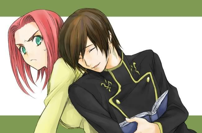 lelouch and kallen relationship problems