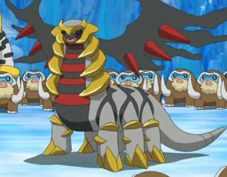 pokemon giratina and the sky warrior shaymin