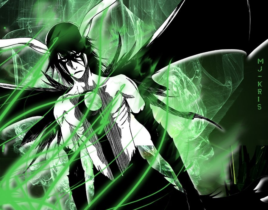 Who's hollow form did you like more Ulquiorra's or Ichigo ...