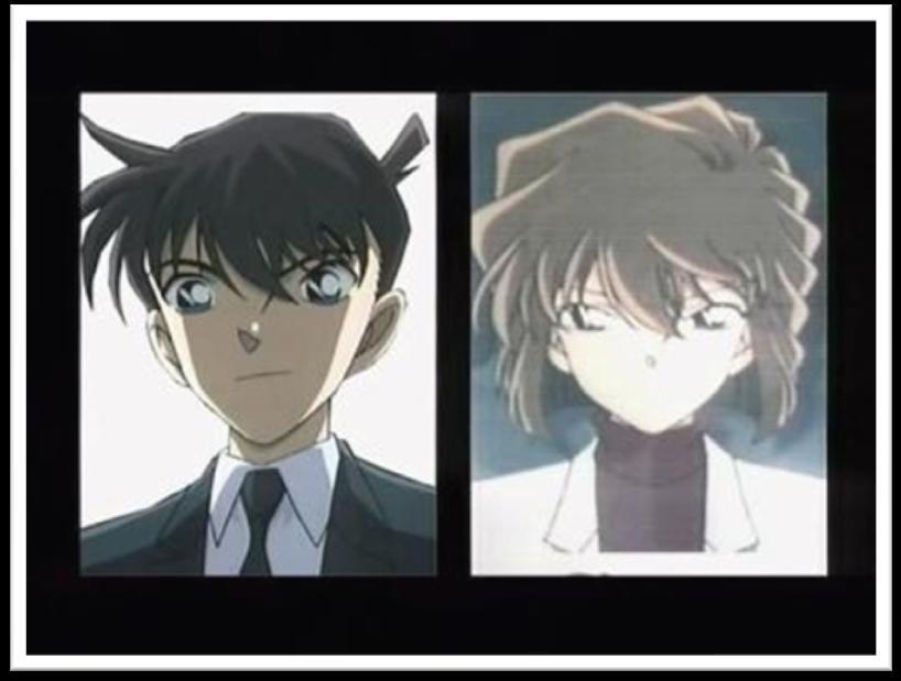 Shinichi Haibara Haibara Who is Shinichi