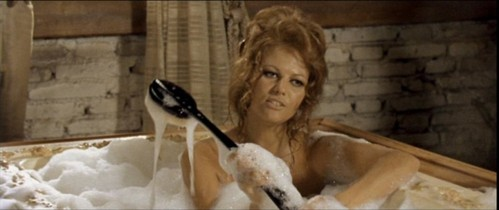 Which Claudia Cardinale film is this scene from ?