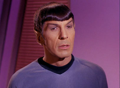 Mr. Spock's first name is: