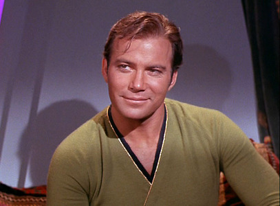 Captain Kirk serial number is:
