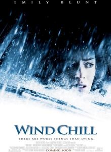 Who does she play in Wind Chill?