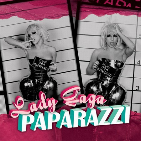 What is the last ending for Lady Gaga in Paparazzi video?
