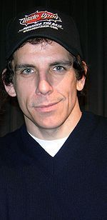 Which of the following is Ben Stiller's first movie?