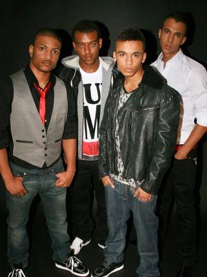 Who do i think is the fittest JLS member