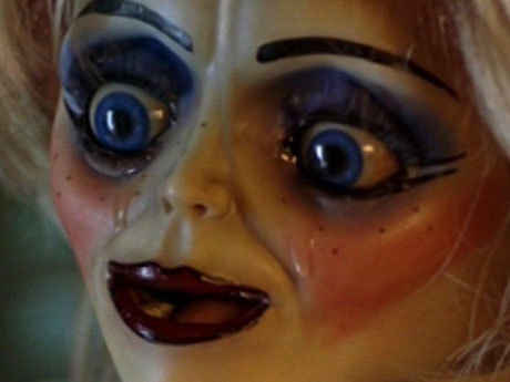 T or F: In Seed of Chucky, Chucky was willing to stop killing for Glen.