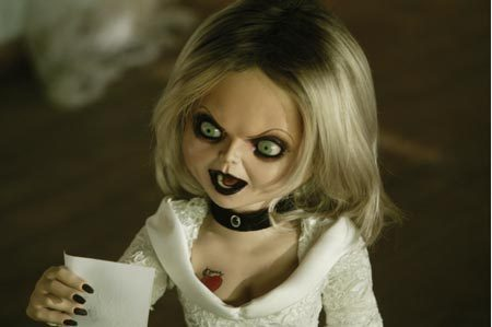 How long 이전 did Chucky kill Tiffany's mother from whatever 날짜 it was in Seed of Chucky?
