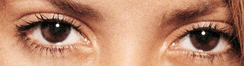 Whose eyes are these ?