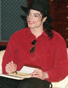 "Adult MJ about ""I'll be there"" : How I loved the words _________________"