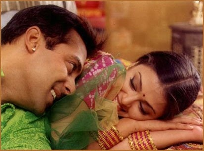 True/False: Salman and Aishwarya have only acted together in one film.
