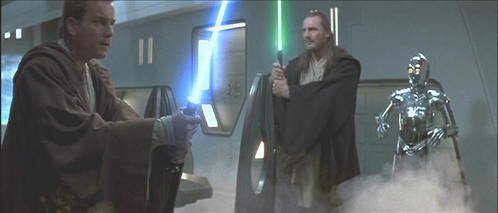 what was obiwan's jedi rank when he and anakin first met
