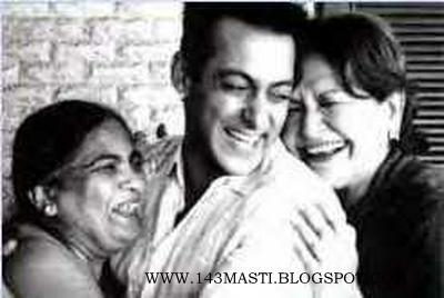 True/false: Salman has two mothers
