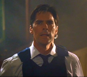 Hotch was once a member of SWAT.
