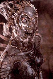 """The creature in """"Species"""" (1995) is created Von the same artist as the aliens in the """"Alien"""" movies. Who is this amazing artist?"""