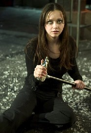 "What is the name of Christina Ricci's character in the Wes Craven movie ""Cursed"" (2005)?"