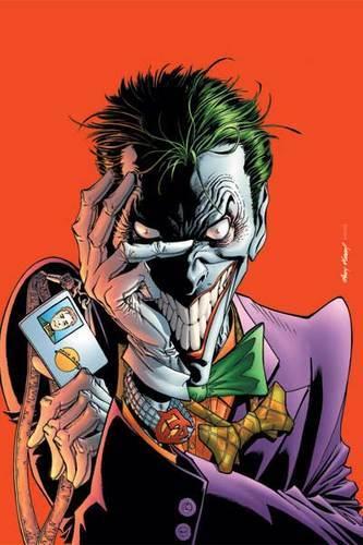 """What was the origin of the Joker in """"The Killing Joke""""?"""