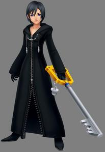 What nickname is given to Xion by Xigbar?