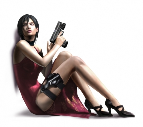 In Resident Evil 2. In what city did Ada say her boyfriend was working?