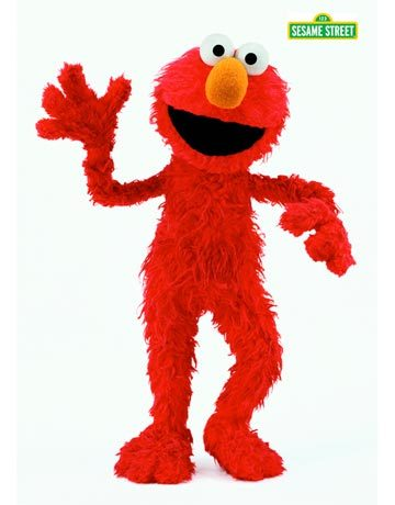 Who Dose Elmo's Vocie