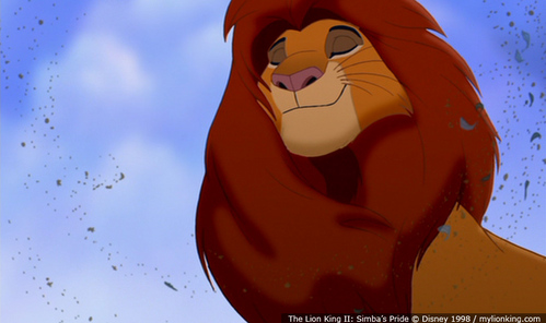 Who does the voice of Simba?