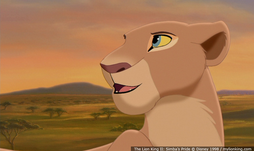 Who does the voice of Nala?