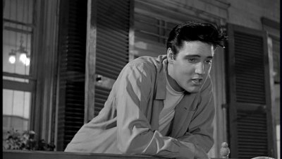 Which Elvis film is this a scene from ?