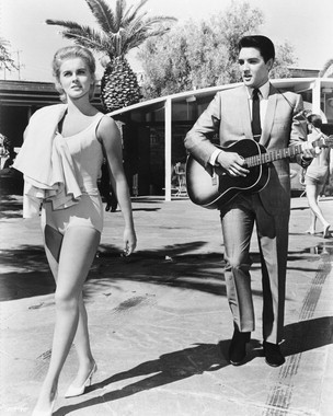 Elvis and Anne Margaret are together in which film ?