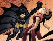 Who are the parents of Cassandra Cain (former batgirl)?