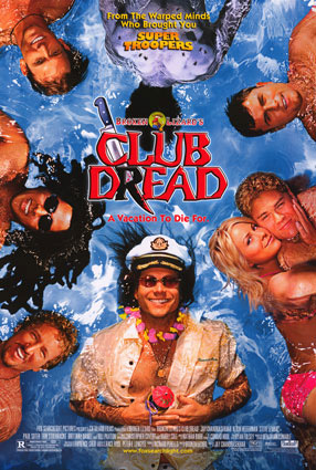 Who doesn't die in the movie Broken lizard's Club dread?