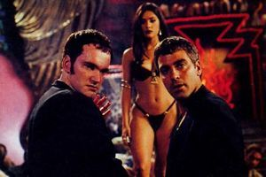 What is the biker and trucker bar in the movie ' From Dusk Till Dawn' called?
