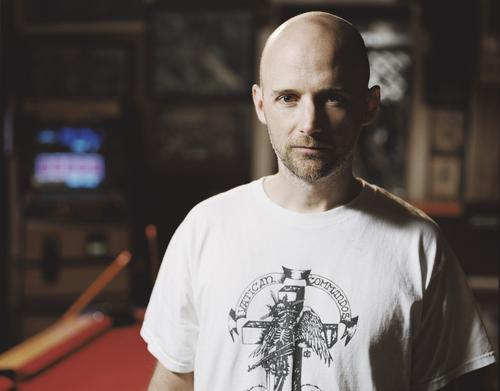 When was Moby born?