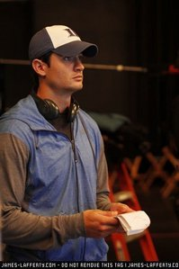 number of episode directed by James Lafferty (Nathan)