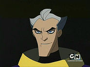 Who is he and what episode was he from?