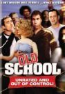 "Who was in the movie ""Old School"" with Luke Wilson, Vince Vaughn, and Will Ferrell?"