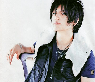 GACKT has recently revealed his real age!!