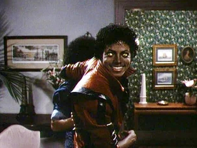 "Which song is in the album""Thriller""?"
