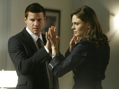 What episode? Brennan: u were judging. Booth: I was not judging! Brennan: Your voice was judgey.