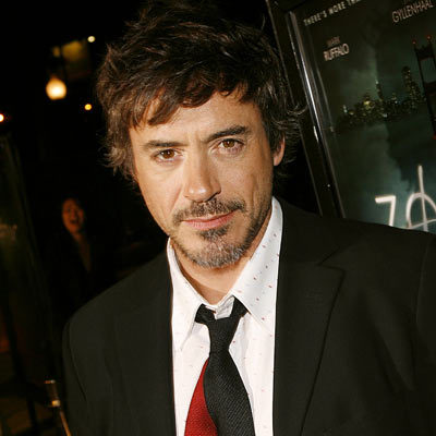 Which movie stars Robert Downey Jr.?