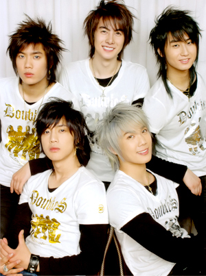 Who got an apendics when SS501 were in Japan?