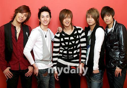 Who's in SS501 member love to watch porn?