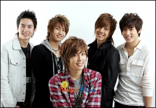 Who's in SS501 love to eat so much?