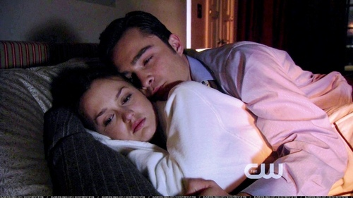 What is Blair's favourite thing about Chuck's penthouse/suite at the Empire?