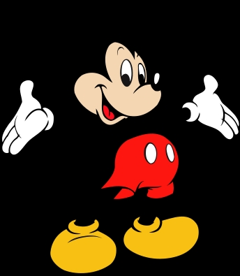 Mickey was created in ?