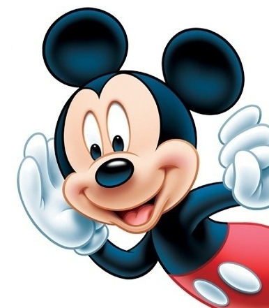 Who was first Mickey's voice ?