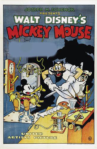 Which Mickey's cartoon ?